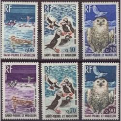 SPM - Nr 483 - 88 1973r - Ptaki