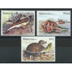 Malezja - Nr 1410 - 12 2006r - Gady