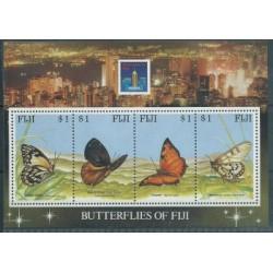 Fiji - Bl 11 1994r - Motyle