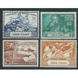 Gold Coast - Nr 134 - 37 1949r - UPU