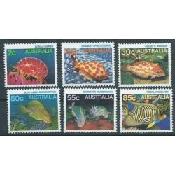 Australia - Nr 879 - 84 1984r - Ryby