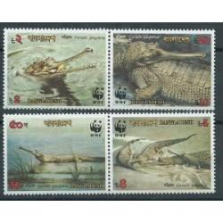 Bangladesz - Nr 323 - 261990r - WWF - Gady
