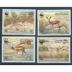 Bahrain - Nr 511 - 141993r - WWF - Ssaki