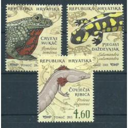 Chorwacja - Nr 1073 - 752013r - Gady