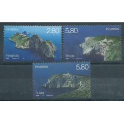 Chorwacja - Nr 1133 - 352014r - Latarnie
