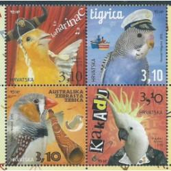 Chorwacja - Nr 1163 - 662015r - Ptaki