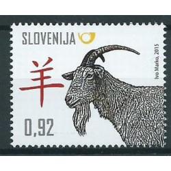 Słowenia - Nr 11342015r - Ssaki