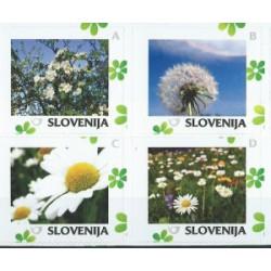 Słowenia - Nr 1098 - 012014r - Kwiaty