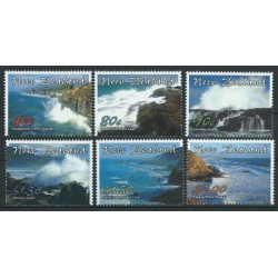 Nowa Zelandia - Nr 2004 - 092001r - Krajobrazy