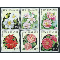 Nowa Zelandia - Nr 1236 - 411992r - Kwiaty