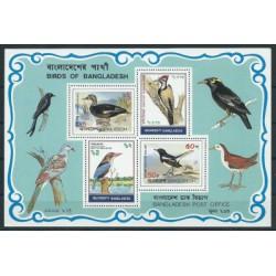 Bangladesz - Bl 101983r - Ptaki