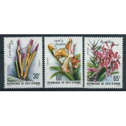 Wybrzeże Kości Słoniowej - Nr 583 - 851979r - Kwiaty