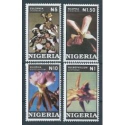 Nigeria - Nr 619 - 221993r - Kwiaty