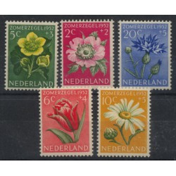Holandia - Nr 588 - 921952r - Kwiaty