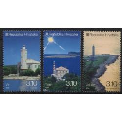 Chorwacja - Nr 961 - 632010r - Latarnie