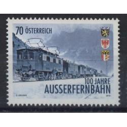 Austria - Nr 30862013r - Kolej
