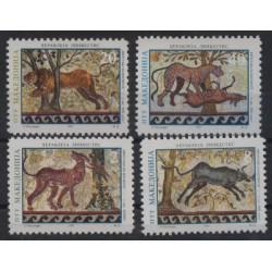 Macedonia - Nr 095 - 981997r - Ssaki - Freski