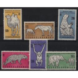 Czechosłowacja - Nr 1335 - 401962r - Ssaki