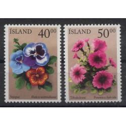 Islandia - Nr 958 - 592000r - Kwiaty