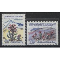 Grenlandia - Nr 223 - 241992r - Kwiaty