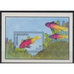Grenada Gr. - Bl 2061991r - Ryby