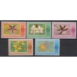 Trynidad & Tobago - Nr 367 - 711978r - Kwiaty