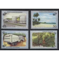 St. Kitts - Nr 407 - 101995r - Drzewa