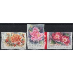 Belgia - Nr 3431 - 332005r - Kwiaty