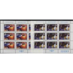 Jugosławia - Nr 2476 - 77 Klb1991r - CEPT - Kosmos