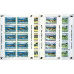 Rumunia - Nr 5034 - 37 Klb1994r - WWF - Ryby