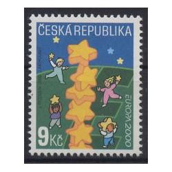Czechy - Nr 2562000r - CEPT