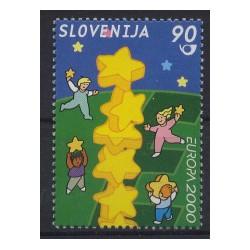 Słowenia - Nr 3102000r - CEPT
