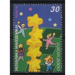 Macedonia - Nr 1962000r - CEPT
