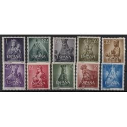 Hiszpania - Nr 1028 - 371954r - Religia