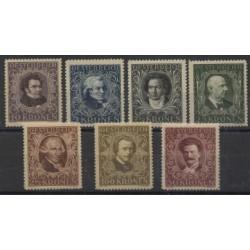 Austria - Nr 418 - 241922r - Kompozytorzy