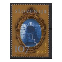 Słowenia - Nr 3562001r - CEPT