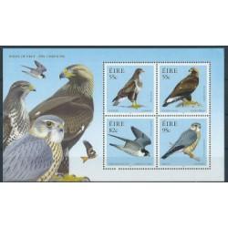 Irlandia - Bl 83 2010r - Ptaki