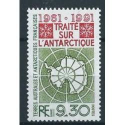 TAAF - Nr 280 1991r - Mapa