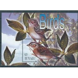 Tuvalu - Bl 107 2003r - Ptaki