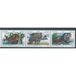 Ukraina - Nr 331 - 33 1999r - Ptaki - Ssaki