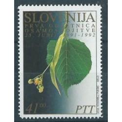 Słowenia - Nr 026 1992r - Kwiat