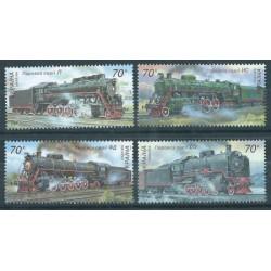 Ukraina - Nr 808 - 11 2006r - Kolejnictwo