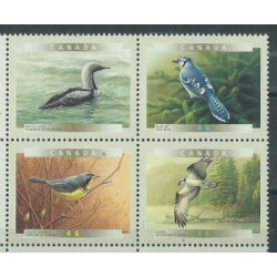 Kanada - Nr 1897 - 00 2000r - Ptaki
