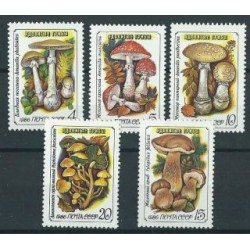 ZSRR - Nr 5603 - 07 1986r - Grzyby