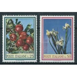 Włochy - Nr 1247 - 48 1967r - Owoce