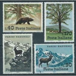 Włochy - Nr 1226 - 29 1967r - Ssaki - Drzewa