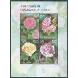 Indie - Bl 40 2007r - Kwiaty