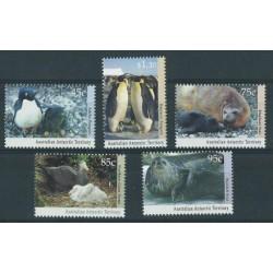 Australian Ant. Territory - Nr 090 - 94 1992r - Ptaki - Ssaki