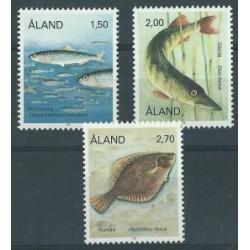 Alandy - Nr 038 - 40 1990r - Ryby