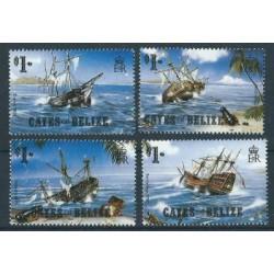 Belize - Cayes - Nr 026 - 29 1983r - Marynistyka